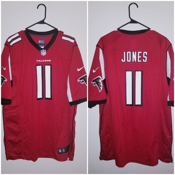 finest selection abbcc b219e 🏈 Julio Jones Nike Falcons Jersey